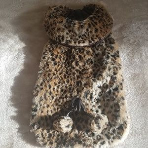 Other - Adorable dog coat size Medium
